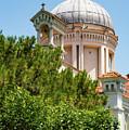 Greek Orthodox Church by Bob Phillips