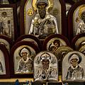 Greek Orthodox Church Icons by David Smith