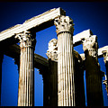Greek Pillars by Sonal Dave