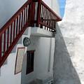 Greek Staircase by Stephanie Gobler