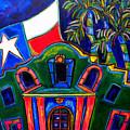 Green Alamo by Patti Schermerhorn