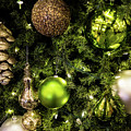 Green And Gold Christmas by M G Whittingham