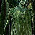 Green Angel by Harry Spitz