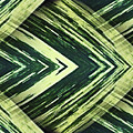 Green Angles by Kristin Elmquist