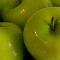 Green Apples 2 by Fanny Diaz