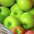 Green Apples by Pamela Williams