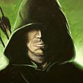 Green Arrow by Rebecca Blaser