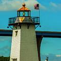 Green Bay Harbor Light by Jeff Kurtz