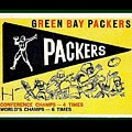 Green Bay Packers 1959 Pennant by Paul Van Scott