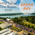 Green Bay Rise/shine 2 W/text by That MINI Show