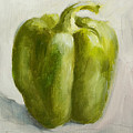Green Bell Pepper by Joni Dipirro