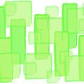 Green Boxes  by Prar Kulasekara