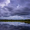 Green Cay Storm 8 by Nancy L Marshall