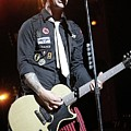 Green Day Billie Joe Armstrong by Concert Photos