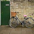 Green Door by Jean Noren
