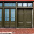 Green Door Nola by Jeff Kurtz