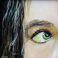 Green Eyes by Laura Leigh McCall