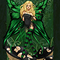 Green Fairy Of Poison by KimiCookie Williams