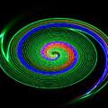 Green Galaxy by David Lee Thompson