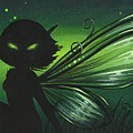 Green Glow by Elaina  Wagner