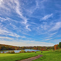 Green Hill Golf Course  by Juergen Roth