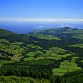Green Hills by Gaspar Avila