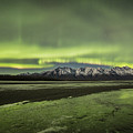 Green Ice by Matt Skinner