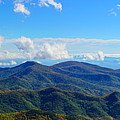 Green Knob Hdr Eastern Panorama by Steve Samples