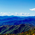 Green Knob Hdr Southern Panorama by Steve Samples