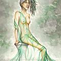 Green Lady  by Karen Musick