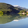 Green Lake Whistler Panorama by Pierre Leclerc Photography