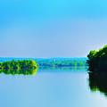 Green Lane Reservoir by Bill Cannon