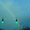 Green Light To A Rainbow by Cheryl Kurman