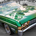 Green Low Rider by Jesse Sanchez