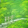 Green Meadows by Collin A Clarke