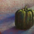 Green Pepper by Tom Forgione