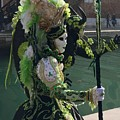 Green Queen by Sandee Wright