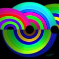 Green Rainbow by Charles Stuart