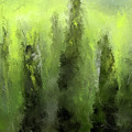 Green Revive- Pantone 2017 Color Of The Year by Lourry Legarde