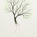 Green Tree by Stefanie Forck