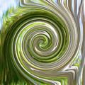 Green Twirl by Gene Norris