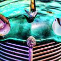 Green Vauxhaull by Rick Bragan