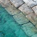 Green Water Blocks by Rob Hans