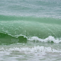 Green Wave by Artful Imagery