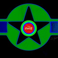 Green With Blue by Charles Stuart