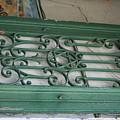 green with envy Jerusalem by JLS By Design