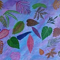 Colorful Leaves by Suma GV