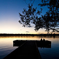 Greenlake Sunset by Mike Reid