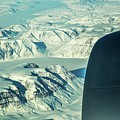 Greenland From Flight Level 380 by Mike Houghton BlueMaxPhotography
