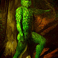 Greenman by Will Brown